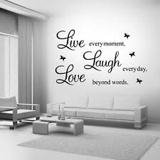 <b>Wall Stickers Quotes</b> for sale | eBay