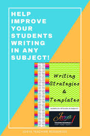 best ideas about essay writing essay writing writing strategies and templates for improving paragraph and essay writing skills in the middle school and