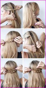 50 Easy And Cute Hairstyles For Medium Length Hair Cute Short