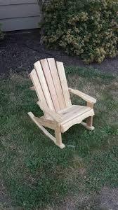 children s adirondack rocking chair