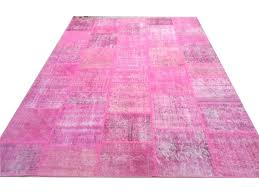 vintage overdyed rugs details about 9 x 6 pink faded vintage rug handmade patchwork carpet rug vintage overdyed rugs