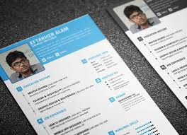 Free Resume Download Interesting 60 Best Free Resume Templates in PSD AI Word DocX