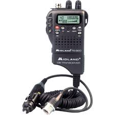 motorola 53724. 30-mile 40 channel hand-held cb radio (1-pack) motorola 53724