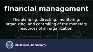 Finnancial Management What Is Financial Management Definition And Meaning
