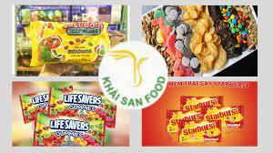 Bánh Kẹo Mỹ Và Cách Lấy Bánh Kẹo Mỹ Giá Sỉ - Khải San Food