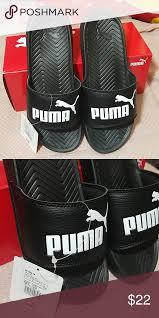 Bts Puma Shoes Size Chart Puma Slides Womans Size 8 5 Bts Brand New In Original Box