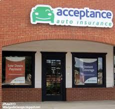 acceptance auto insurance milledgeville georgia n columbia street acceptance automobile car insurance company office milledgeville ga