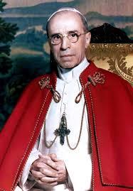 Znalezione obrazy dla zapytania: papież przedsoborowy