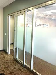office sliding door. Sliding Glass Office Doors Inside For Homes A Interior Superb Door List Walls With