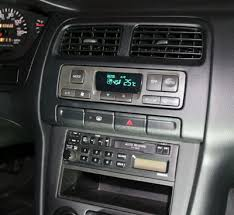 s14 digital climate control install