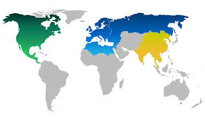 office world map. ALTIX Worlwide Specialist In UV Light Imaging Home Page Customer Office World Map