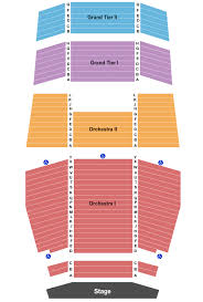 Eku Center For The Arts Seating Chart Richmond