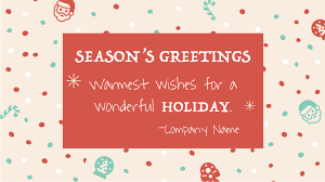 Holiday Templates Celebrate The Holidays With These Festive Digital Signage Templates