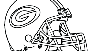 Nfl Football Helmet Coloring Pages Football Helmets Coloring Pages