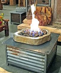 building your own propane fire pit build fire table amazing build your own propane fire pit