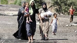 Resultado de imagem para refugiados sírios