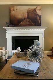 fireplace trim