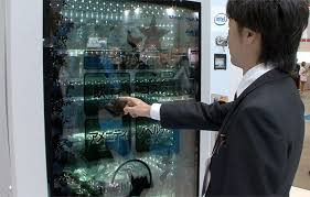 New Vending Machines Technology Stunning Touchscreen Vending Machine Can Remember Your Face Your Drink PCWorld