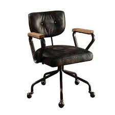vintage metal office furniture. Delighful Metal Modern Swivel Metal Office Chairs Home Furniture Vintage Black Top  Grain Leather Chair Antique  Best  In Vintage Metal Office Furniture