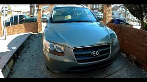 2013 Santa Fe Fog Light Replacement How To Replace Fog Light Bulb In Hyundai Santa Fe