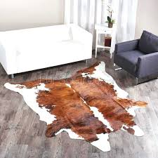 tricolor cowhide rug furniture direct bronx ny 10459 brindle p