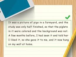 Example Of An Autobiographical Essay For College Www