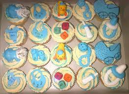 Homemade Baby Shower Cupcakes Wedding Academy Creative Sweet And