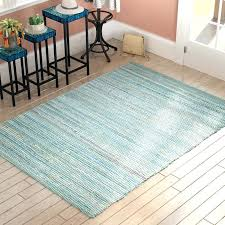 canyon hand woven light blue area rug baby living room bungalow rose