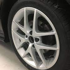 Fully Refurbished Alloy Wheels At The Wheel Specialist Weston Super Mare Alloy Wheel Wheel Car Wheel