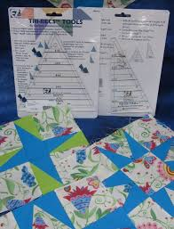 12 best tri rec ruler quilt patterns images on Pinterest ... & Make great star points using the Tri-Recs ruler. Available at Bright Hopes  Quilting Adamdwight.com