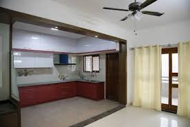 indian kitchen design. l shaped indian kitchen designs: asian by scale inch pvt. ltd. design e