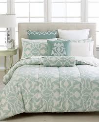 barbara barry poetical 7pc jade queen comforter set beautiful nib