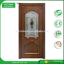 Modern Flush Door Designs Latest Modern Flush Entry With Frosted Glass Wood Door Design Pictures Buy High Quality Wooden Door Design Pictures Wood Entry Door With Frosted