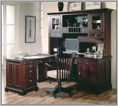 home office desk l shaped. Home Office Furniture L Shaped Desk With Hutch Design C