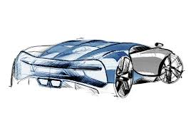 Car design world on instagram: Bugatti Chiron Breaking New Dimensions