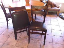 amazing folding chairs costco with round dining table and tile flooring for dining room design