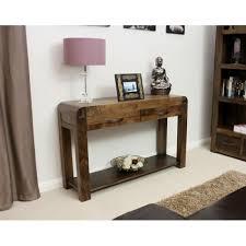 solid walnut hidden home office. Lounge Walnut Narrow Console Table Solid Hidden Home Office