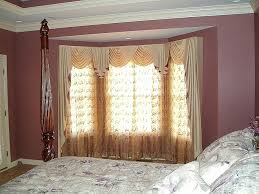 eyelet curtains on bay window lovely bay window curtains short window curtains for bedroom ideas