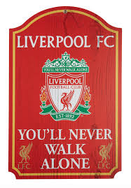Liverpool Fc Bedroom Accessories Official Liverpool Fc Wood Sign Anfieldshopcom