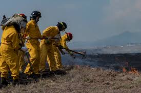 Allied firefighters conduct joint training during CENTAM SMOKE ...