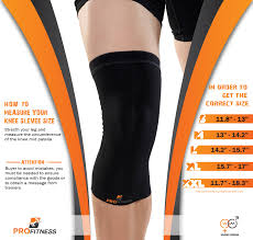 Knee Sleeve Size Chart Entry 9 By Zarul4969 For Design A Knee Sleeve Size Chart
