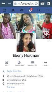 Ebony Hickman (@EbonyHickman20) | Twitter