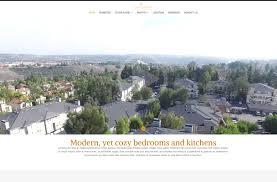 apartment website design. Preston Estates Theme Apartment Website Design