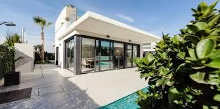 construction de villa de luxe en