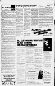The West News (West, Tex.), Vol. 108, No. 32, Ed. 1 Thursday, August 6,  1998 - Page 3 of 10 - The Portal to Texas History