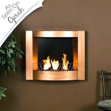 gel fuel fireplace insert reviews freestanding ethanol fireplaces