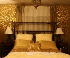 Gold And Brown Bedroom Ideas