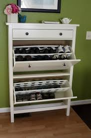 entry hall storage furniture. image of amazing white hallway storage furniture for shoe solutions with black metal cabinet knobs entry hall