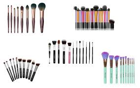 fairy makeup brushes. kit pro 18 pinceaux maquillage poils doux naturels · structured contour brush fairy wands best affordable makeup brushes s