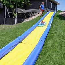 Banzai Sidewinder Falls Buying It Here  Best Inflatable Water SlidesWater Slides Backyard
